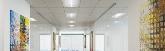 Iluminación industrial,  Iluminación de interiores y decoración
