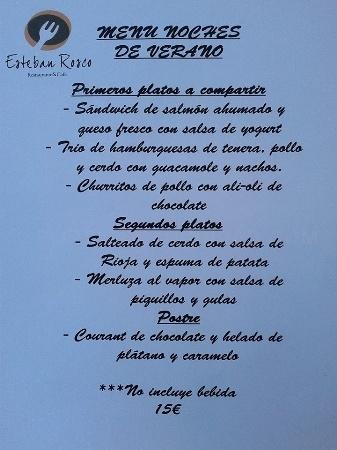 Esteban Rosco Restaurante & Café