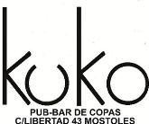 kuko pub: bar de copas en Móstoles, pub en Móstoles