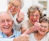 mayores, felicidad