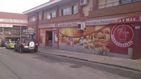 JL MERCADITOS: CARNICERÍA, POLLERÍA, CASQUERÍA, PANADERÍA, FRUTERÍA, TIENDA DE ALIMENTACIÓN EN ARROYOMOLINOS