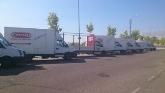 Vehículos industriales, Alquiler de furgonetas