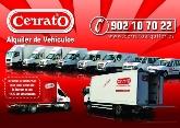 Alquiler de vehiculos, Vehículos industriales