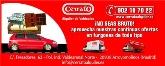 Reparación y mantenimiento en Móstoles, Alquiler de furgonetas