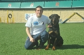 Adiestramiento de perros, Hidroterapia