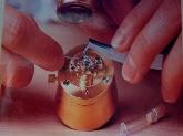 Fornituras y maquinaria de relojeria, Relojerías