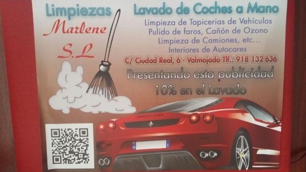 Lavado de coches a mano limpiezas marlene limpiezas for Empresas de limpieza en toledo