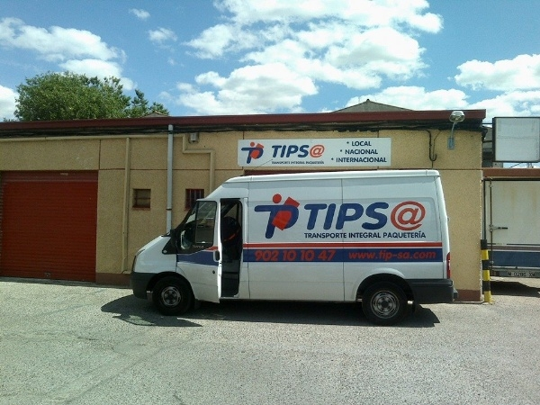 TIPSA MOSTOLES