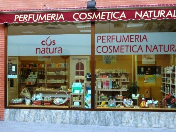 COSNATURA: cosmética natural , lámparas del himalaya, cestas personalizadas, regalos y tienda on-line en Móstoles