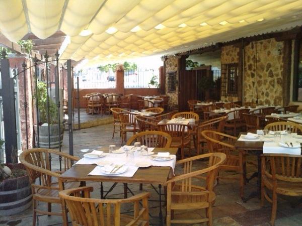 Restaurante taberna sidrería La Ricarda: Cocina de mercado, cocina tradicional de calidad, cocina regional de alta categoría