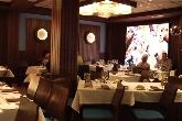 marisco, Restaurantes