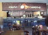 Magic Jungle: Hamburgueseria, pizzeria, bocateria, cerveceria y servicio a domicilio en mostoles. Comida para llevar, comida rapida, fast food en mostoles