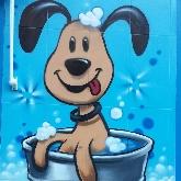 Perretes Mostoles: Peluquería canina, baños libres para perros, piensos, accesorios, champús, estetica canina, comida para gatos, roedores y pájaros