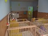 Centros de educación infantil, Guarderías