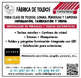Confortoldo: Fabricación e instalacion de toldos en toda la Comunidad de Madrid