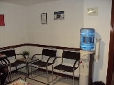 clinica, vestíbulo