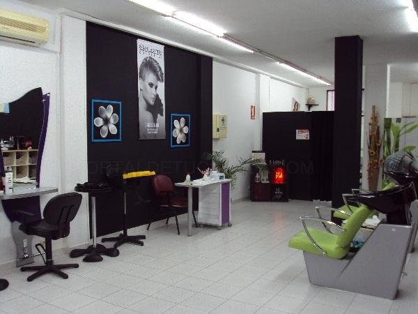 Peluquer a vanessa gil peluqueria unisex en mostoles - Salones de peluqueria decoracion fotos ...