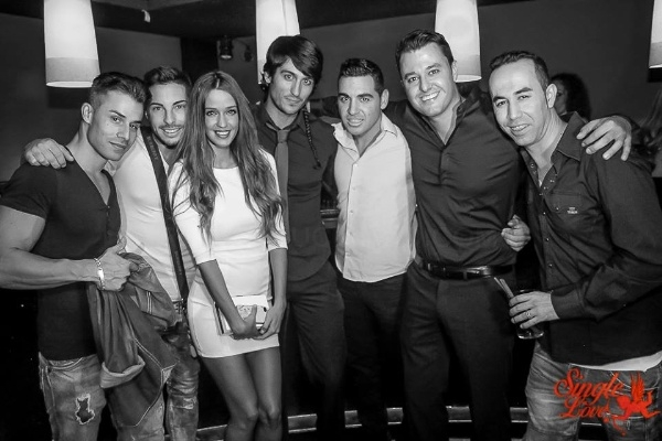 Sala Singlelove: ocio nocturno en Madrid, sala para singles en Madrid, discoteca de singles en Madrid