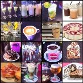 STAFF, Bares y cafeterías