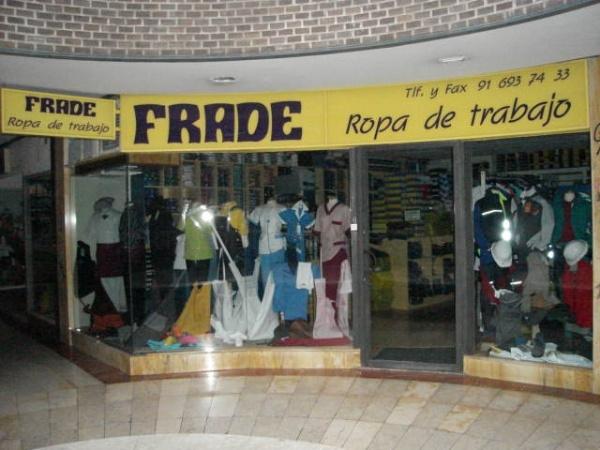 Frade Ropa de Trabajo: vestuario laboral en mostoles, ropa laboral en mostoles, uniformes de trabajo mostoles