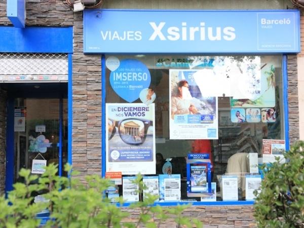Agencia de Viajes XSIRIUS