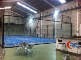 Asociaciones deportivas, Pistas de padel en Brunete
