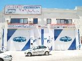 fachada, COCHE