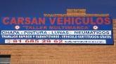 Talleres mecánicos para automóviles, Electromecanica