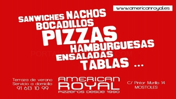 American Royal Pizza