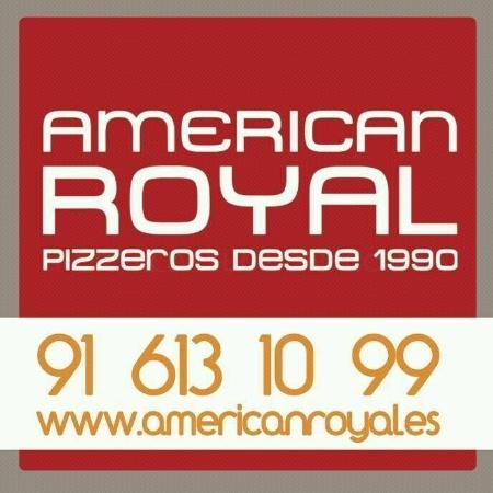 American Royal Pizza: Pizzeros desde 1990, reparto a domicilio comida rapida, pizzas a domicilio