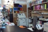 Sellos de caucho, Material de oficina