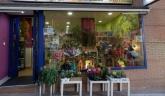 Flores y plantas, Floristerías y tiendas de flores