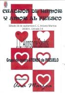 El teatro llega a Brunete de la mano de 'Cuadros de humor y Amor al Fresco'