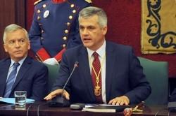 El Alcalde de Móstoles, David Lucas, elegido Vicepresidente de la Federación Madrileña de Municipios.