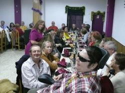 Feliz Navidad amigos Castellano-Leoneses, en Móstoles