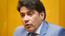 DAVID  PEREZ  ANUNCIA  SU  INTENCION  DE  REVALIDAR  LA PRESIDENCIA DEL PP DE ALCORCON