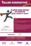 El Ayuntamiento de Alcorcon organiza un taller dirigido a emprendedores