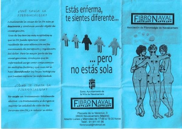 FIBRONAVAL: ASOCIACIóN DE FIBROMIALGIA EN NAVALCARNERO