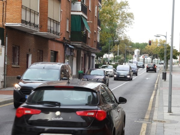 POLICíA MUNICIPAL DE ALCORCóN DENUNCIA A 21 CONDUCTORES DURANTE LA CAMPAñA ESPECIAL DE VIGILANCIA DE CONTROL DE USO DE CINTURóN DE SEGURIDAD.