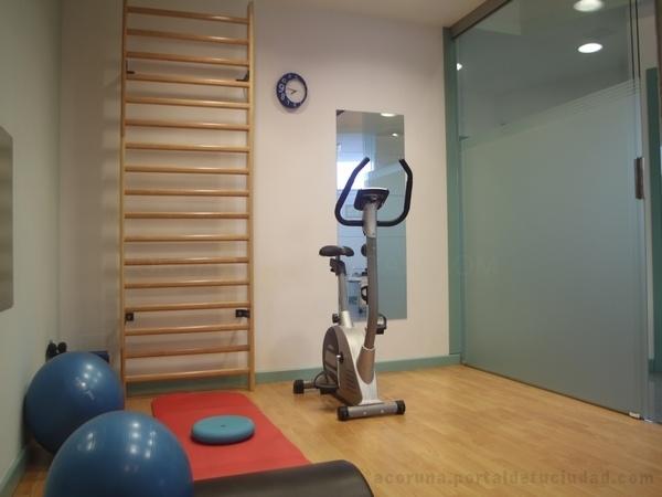 Resultado de imagen de centro de fisioterapia sainz