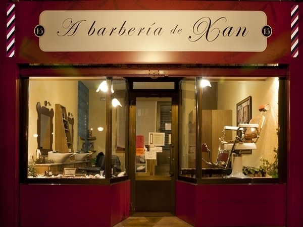 A Barbería de Xan