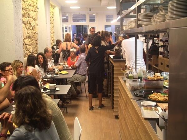 Taberna en A Coruña, O DeZasete