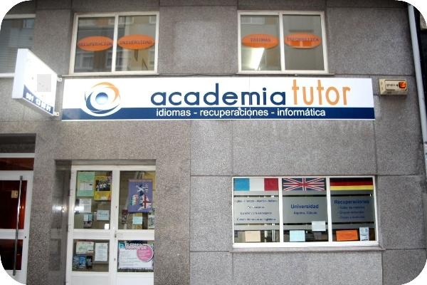 Academia Tutor, en A Coruña