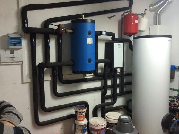 Aquacee Instalacións: fontanería y calefacción en A Coruña