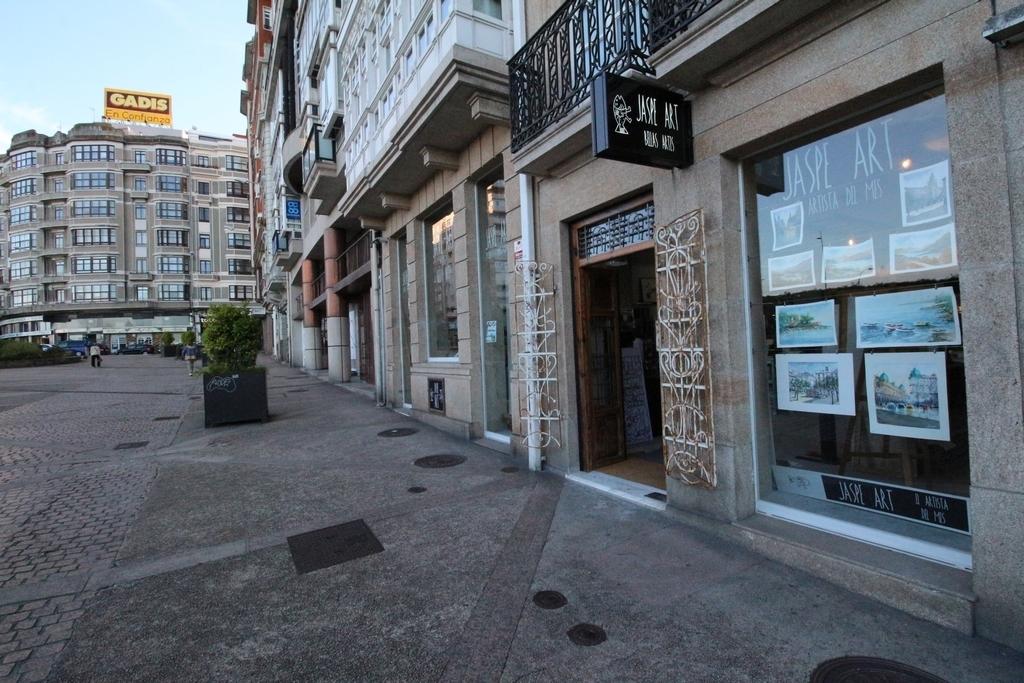 Jaspe Art, tienda de Bellas Artes en A Coruña