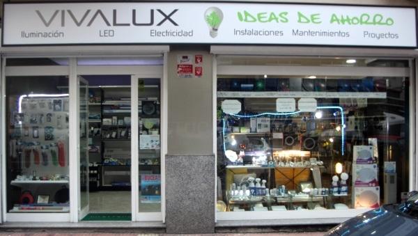 Vivalux, suministros eléctricos en A Coruña