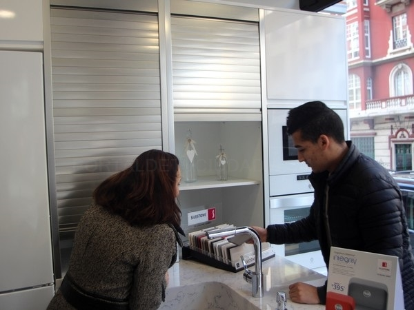 Sara Diseño, cocinas y baños en A Coruña
