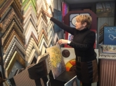 Enmarcacion de cuadros, Enmarcacion de cuadros, marcos