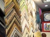 Fabricación a medida y distribución,  Materiales para marcos de cuadros en A Coruña