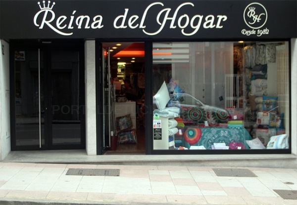 Reina del Hogar, cortinas y estores en A Coruña